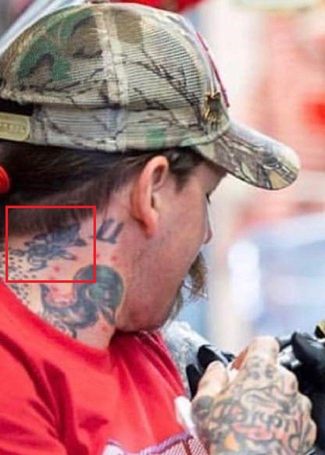 oliver peck-tattoo-neck-tattoo