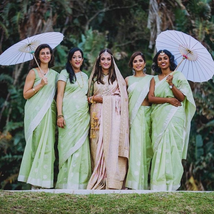 sabyachi bridal saree