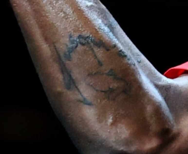 Gael left arm tattoo
