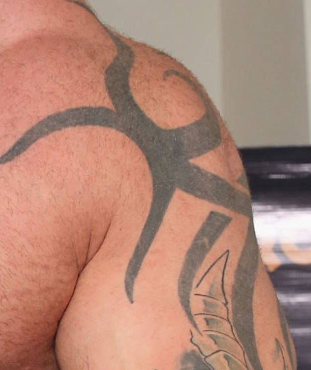 Hafpor irish tattoo