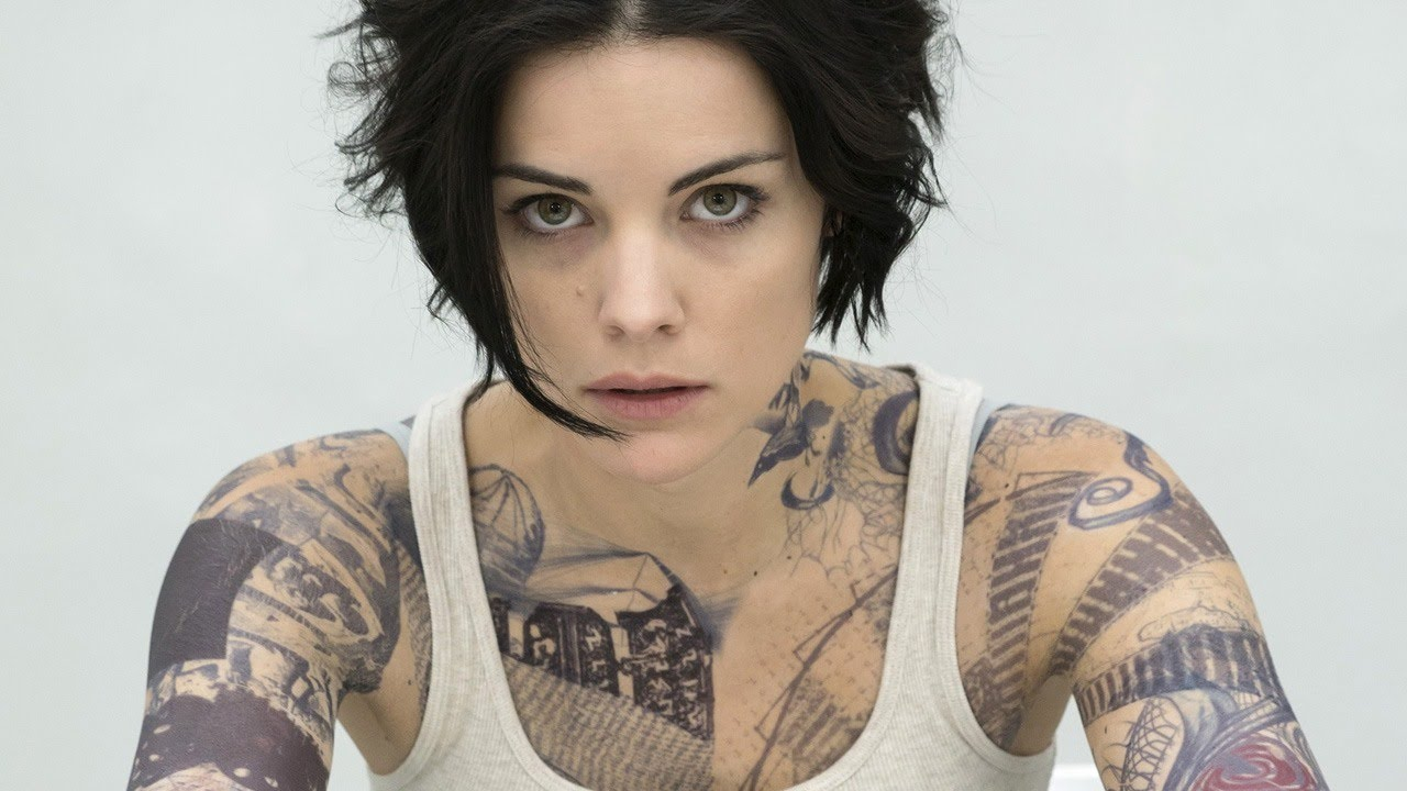 Jamie fake tattoos
