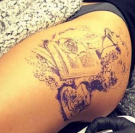 Kelsey thigh design