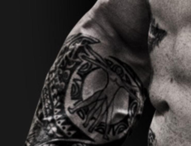 Martyn forearm tattoo