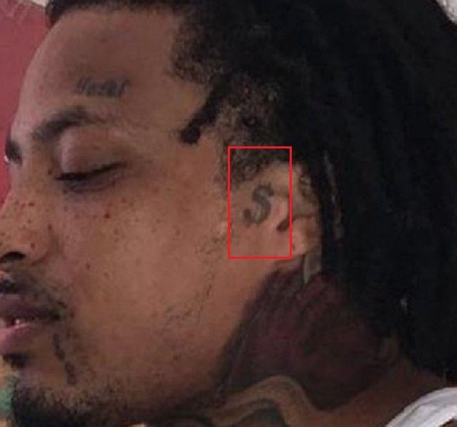 Dollar KTS Dre Tattoo