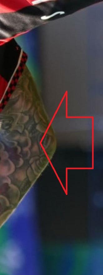 Jay roses tattoo