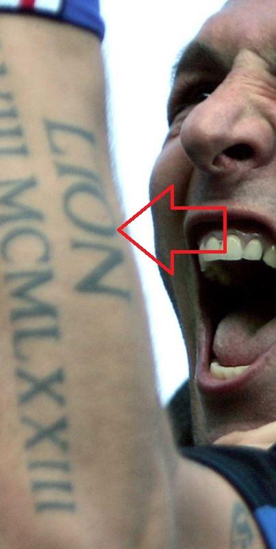 Marco LION Tattoo
