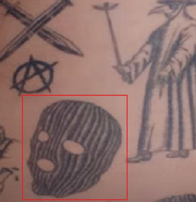 Ski Mask Tattoo-Nyjah Huston-Tattoo