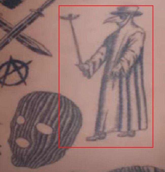 Tattoo on torso-Nyjah Huston