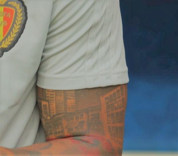 Thierry NEW YORK tattoo