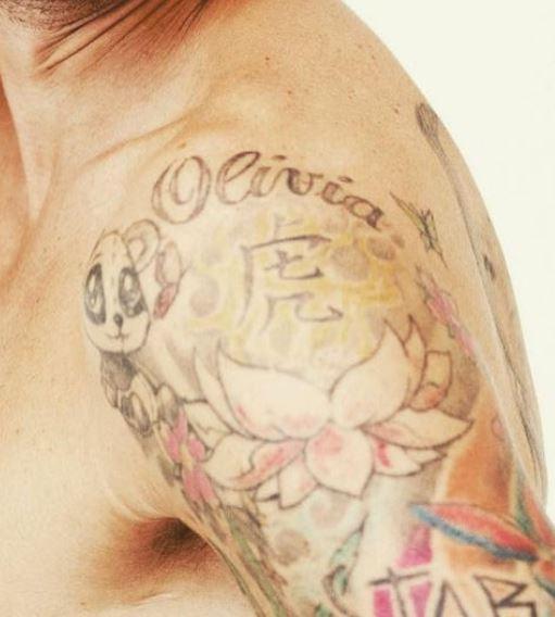 Alessandro OLIVIA Tattoo