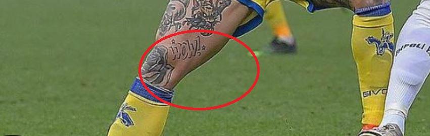 Amato WOW Tattoo
