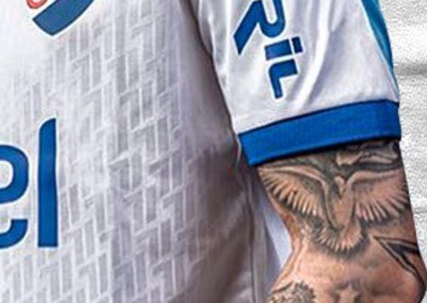 Andres bird tattoo