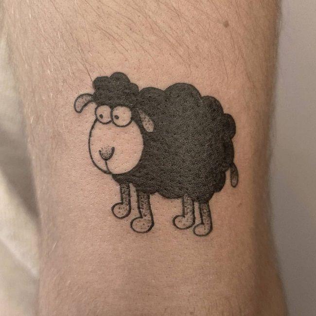 Black Sheep Tattoo
