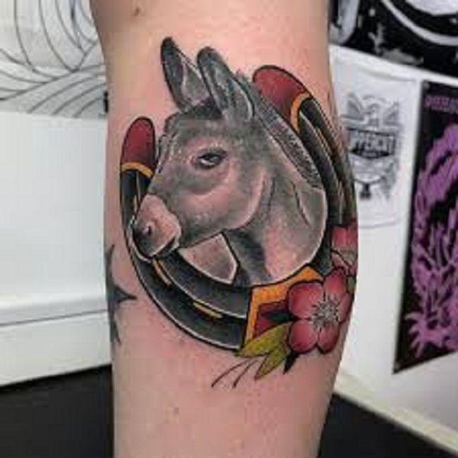 Donkeyshoe Tattoo