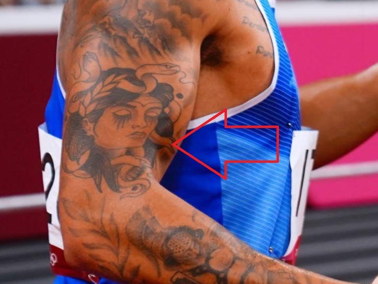 Marcell portrait tattoo