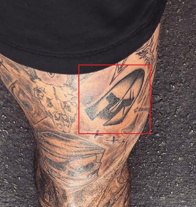 Right Thigh of Nyjah