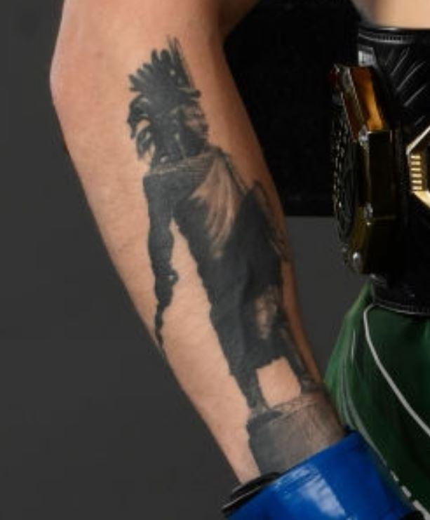 Brandon monument tatoo