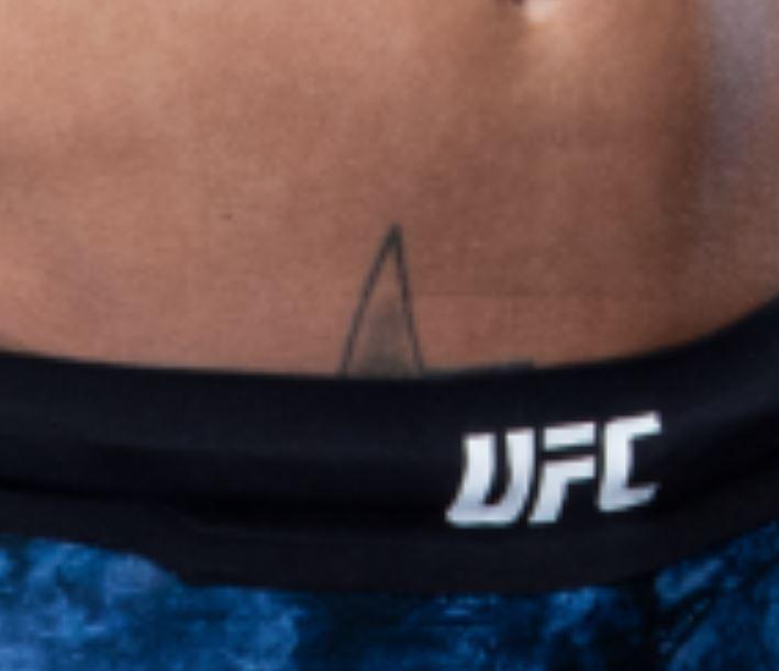 Germaine star tattoo