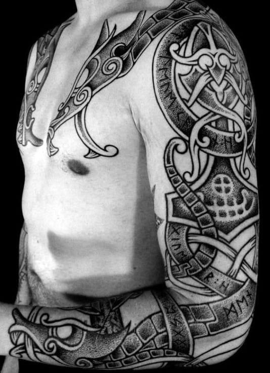 Rune Tattoo