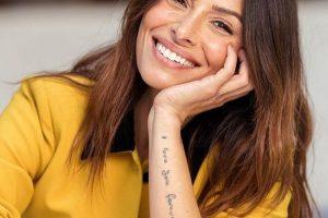 Sarah Shahi Tattoos