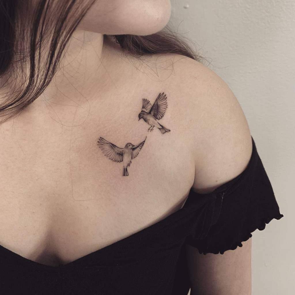 Single Needle Tattoo
