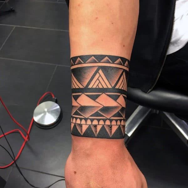 armband tattoo