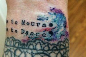 Hiding Scars tattoos
