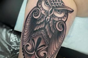 Lucky Bella Tattoo