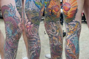 Primal Instinct Tattoo